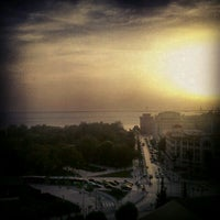 Photo taken at OTE Tower by Παναγιώτης Κ. on 4/24/2012
