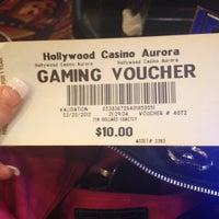 Photo taken at Hollywood Casino Aurora by Kara K. on 3/21/2012