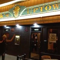 Photo taken at Nick's Uptown by Lauren M. on 3/14/2012