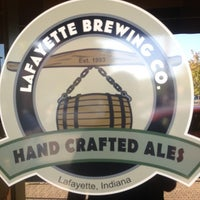 Photo taken at Lafayette Brewing Company by James B. on 8/30/2012