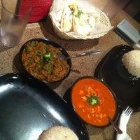 Photo taken at Tarka Indian Kitchen by Katrina L. on 3/24/2012