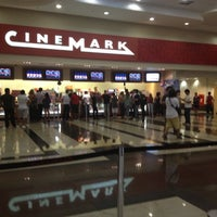Photo taken at Cinemark by Ariane P. on 7/7/2012