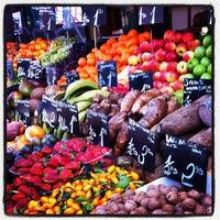 Photo prise au Naschmarkt par Patricia G. le3/29/2012