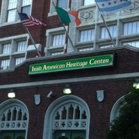 Photo taken at Irish American Heritage Center by Angie G. on 6/20/2012