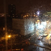 Photo taken at Premier Inn Manchester City Centre Arena Printworks by Roy W. on 2/17/2012