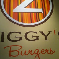 Photo taken at Ziggy's Burgers by Michelle on 6/12/2012
