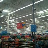 Photo taken at Walmart Supercenter by John P. on 3/31/2012