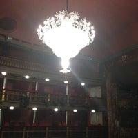 Photo taken at Teatro Español by Charlotte T. on 4/11/2012