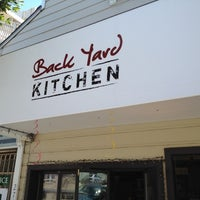 Photo taken at Back Yard Kitchen by Don S. on 6/11/2012