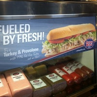 Photo taken at Jersey Mike's Subs by Brian R. on 4/9/2012