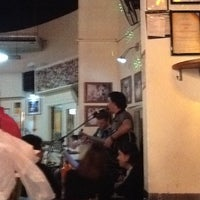 Photo taken at Ponto de Cinema Bar by Aguinaldo S. on 4/10/2012