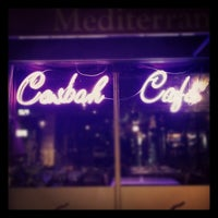 Photo taken at Casbah Cafe by Eric R. on 6/5/2012