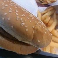 Photo taken at Burger King® by Bridget W. on 4/11/2012