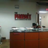 Photo taken at Boston Phoenix by Susan L. on 6/14/2012