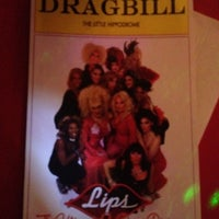 Photo taken at Lips Drag Queen Show Palace, Restaurant & Bar by Debbie M. on 5/27/2012
