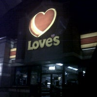 Photo taken at Love's Travel Stop by Malcolm K. S. on 9/12/2012