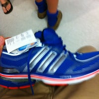 Photo taken at adidas Factory Outlet by Liz M. on 5/27/2012