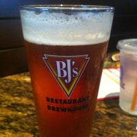 Photo taken at BJ's Restaurant and Brewhouse by Praveen K. on 6/30/2012