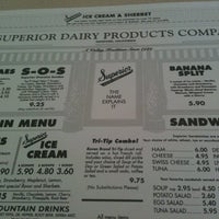 Photo taken at Superior Dairy Company by Julie D. on 3/21/2012