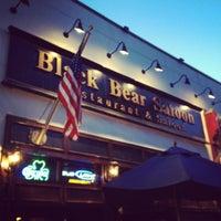 Photo taken at Black Bear Saloon by Chris B. on 6/30/2012