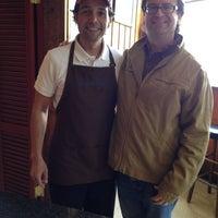 Photo taken at Domani Cafe by Rich J. on 4/11/2012