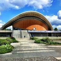 5/17/2012 tarihinde Raimund V.ziyaretçi tarafından Dünya Kültürleri Evi'de çekilen fotoğraf