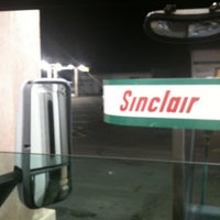 Photo taken at Sinclair Gas & Grocery by Michael R. on 6/17/2012