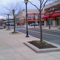 Photo taken at The Avenue at White Marsh by Natalie J. on 3/4/2012