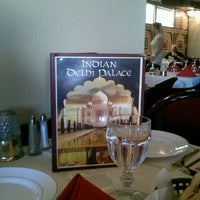 Photo taken at Indian Delhi Palace by Brent R. on 6/20/2012