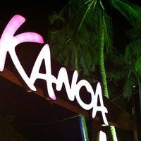 Foto tirada no(a) Kanoa Beach Bar por Diego B. em 3/9/2012