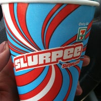 Photo taken at 7-Eleven by Janine O. on 7/11/2012