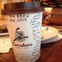 7/9/2012 tarihinde Eda N.ziyaretçi tarafından Caribou Coffee'de çekilen fotoğraf