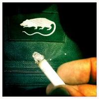 Photo taken at Smoking Lounge by Philip R. on 3/2/2012