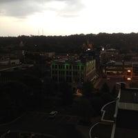 Photo taken at Hilton Garden Inn by Dave  on 5/24/2012