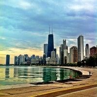 รูปภาพถ่ายที่ Chicago Lakefront Trail โดย Brittney A. เมื่อ 8/15/2012