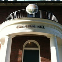 Photo taken at King Alumni Hall by Michael S. on 5/18/2012