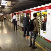 Photo taken at Metro Salvador by Armando L. on 4/12/2012