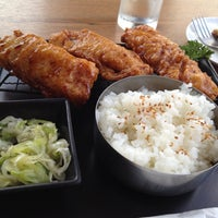 Photo taken at BonChon Chicken by myssy on 7/20/2012