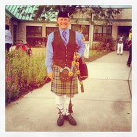 Photo taken at St. Brigid of Kildare Elementary School by Troy A. on 8/27/2012