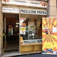 Photo taken at il Paradiso del Tiramisù by Matteo M. on 6/14/2012
