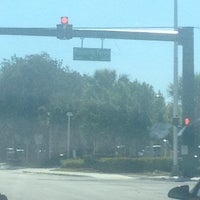 Photo taken at PGA Blvd & Prosperity by Shannon L. on 4/26/2012