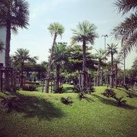 Das Foto wurde bei Chatuchak Park von PIMNii I. am 4/28/2012 aufgenommen