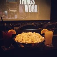 Photo taken at Cinebarre Mountlake Terrace by Armando M. on 9/5/2012