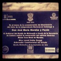 Photo prise au Casa Natal de Morelos par José E. le7/29/2012