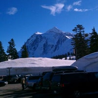 Photo taken at Mt. Baker Ski Area by Brandon A. on 2/4/2012