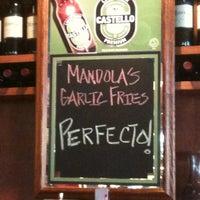 Photo taken at Mandola's Italian Market by Way Out W. on 6/15/2012