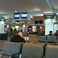 Photo taken at Wilmington International Airport by Jessica O. on 5/7/2012