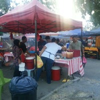Photo taken at Bazar Ramadhan Tmn Tasek,Ampang by Roseddie M. on 8/7/2012