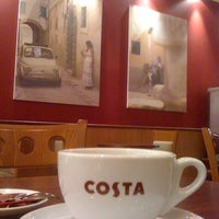 Photo taken at Costa by Nikolai K. on 2/2/2012
