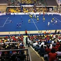 Photo taken at Stadium Malawati by littleredzs on 4/22/2012